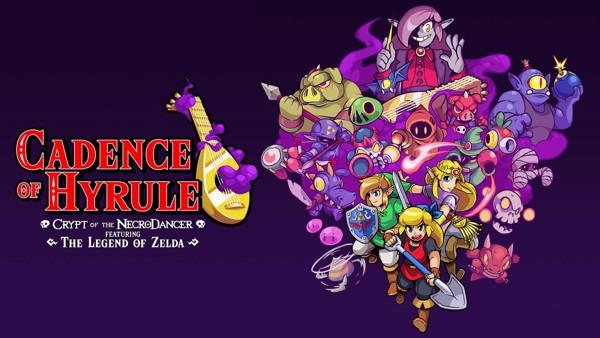 Top game âm nhạc trên Nintendo Switch Cadence of Hyrule