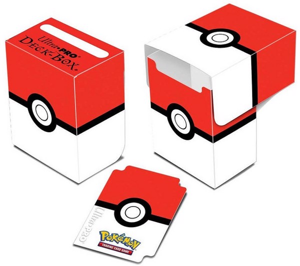 ULTRA PRO POKEMON DECK BOX
