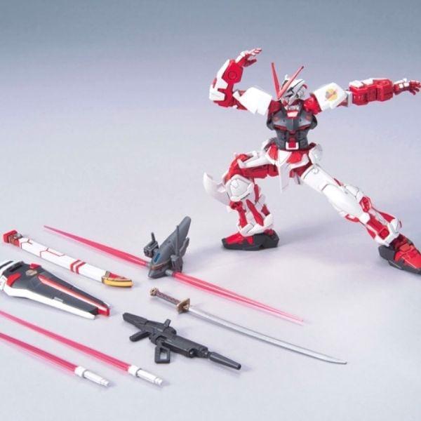 Gunpla Gundam Astray Red Frame (Flight Unit) chính hãng Bandai Gundam Store VN