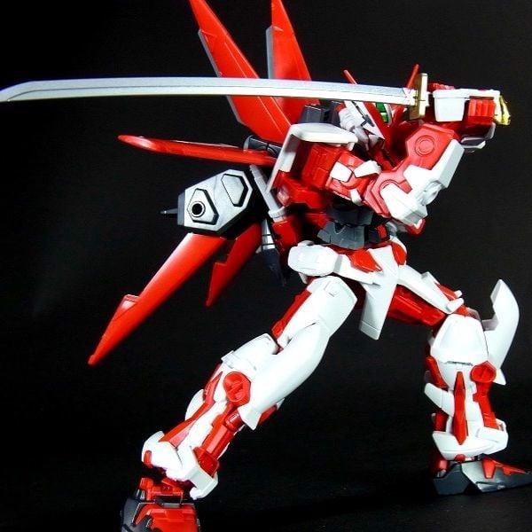 Mô hình Gunpla Gundam Astray Red Frame (Flight Unit) chính hãng Bandai Gundam Store VN