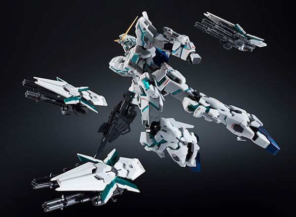 Unicorn Gundam Awakening Real Marking Ver Robot Spirits Side MS R235 chính hãng