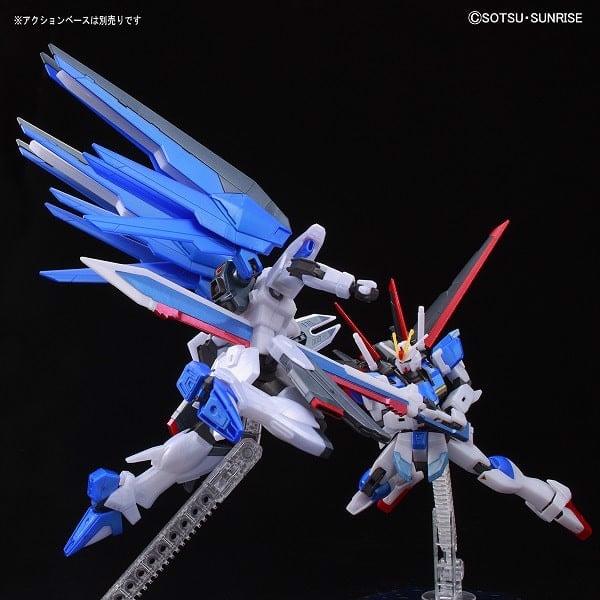 Mua Gundam HCM Gundam Limited ZGMF-X20A STRIKE FREEDOM GUNDAM vs FORCE IMPULSE GUNDAM Excalibur (BATTLE OF DESTINY) [METALLIC]