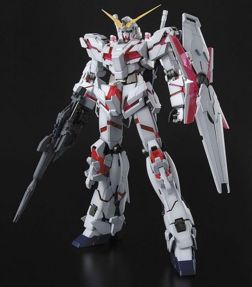 Unicorn Gundam MG  1100