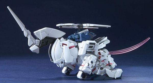 Unicorn Gundam SD BB bandai
