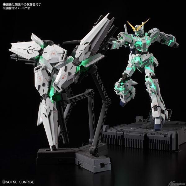 Unicorn Gundam Ver Ka MGEX