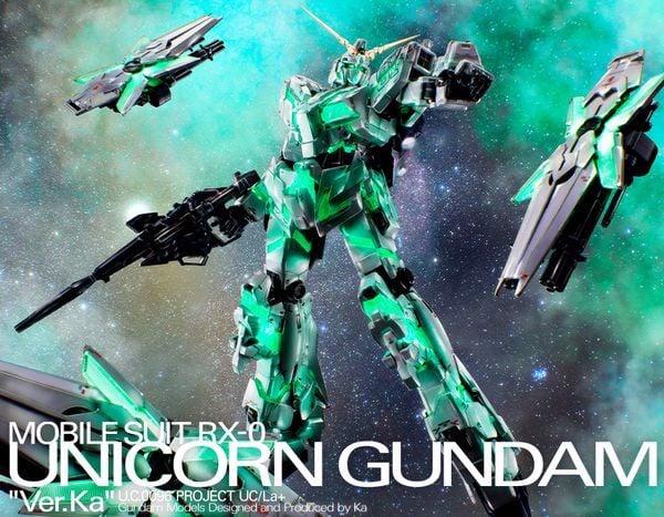 Unicorn Gundam Ver Ka MGEX tốt nhất