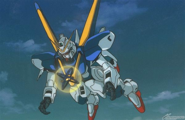 Victory Gundam