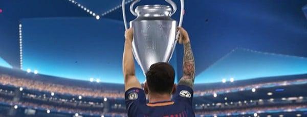 vô địch đá PES