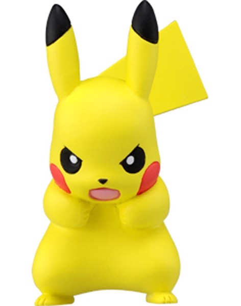 VOLT PIKACHU POKEMON FIGURE