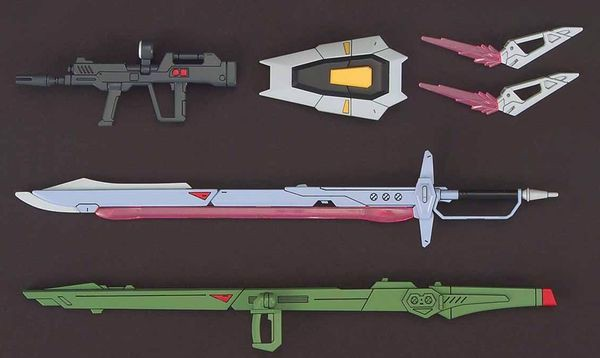 vũ khí Destiny Gundam Revive hgce