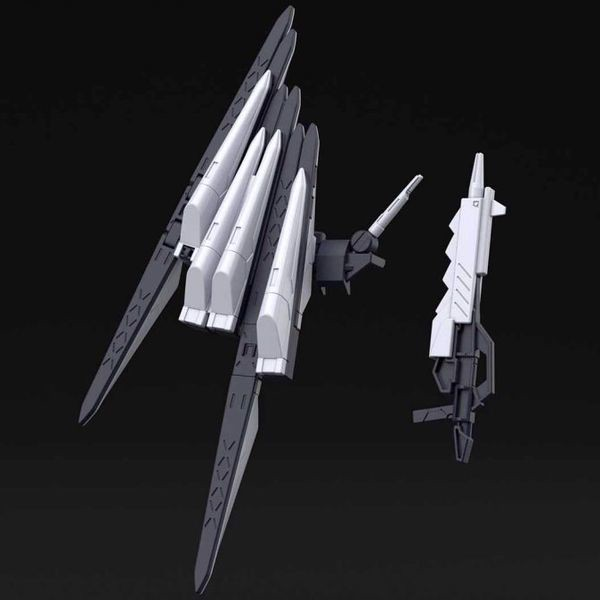 vũ khí Enemy Gundam New