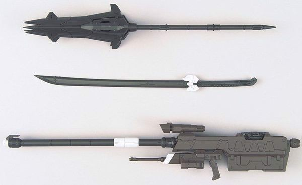 vũ khí Gundam Barbatos MG bandai