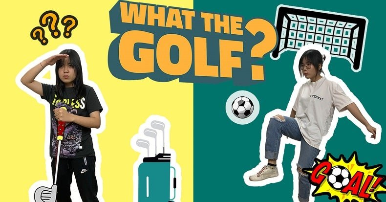 what the golf nintendo switch vlog