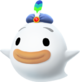 Wisp the Ghost trong Animal Crossing New Horizons