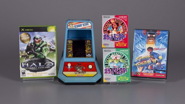 World Video Game Hall of Fame 2017