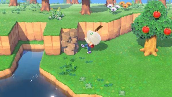 xây dựng đảo Animal Crossing New Horizons