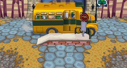 xe bus animal crossing wild word