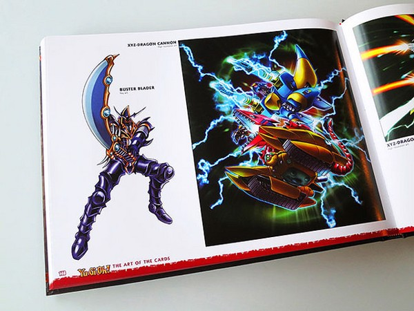 Yu Gi Oh The Art of the Cards nshop