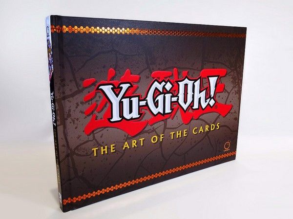 Yu Gi Oh The Art of the Cards nshop vietnam