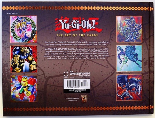 Yu Gi Oh The Art of the Cards shop vietnam