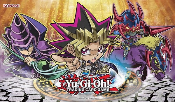 YUGI CHIBI GAME MAT