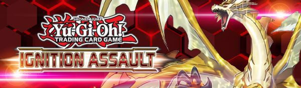 yugioh shop bán bài Yugioh Ignition Assault