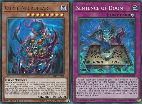 yugioh shop bán bài Yugioh Legendary Duelists Immortal Destiny