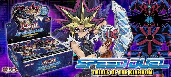 yugioh shop bán bài Yugioh Speed Duel Trials of the Kingdom