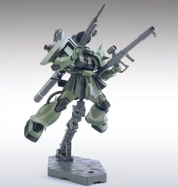 Zaku II Big Gun Set Gundam Thunderbolt Anime Ver HG chất lượng