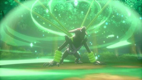 Zarude Pokemon Sword Shield chính hãng