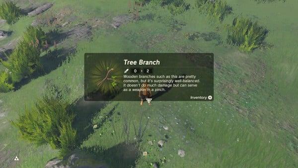 Vũ khí trong The Legend of Zelda: Breath of the Wild