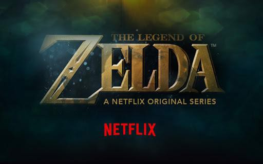Phim The Legend of Zelda trên Netflix