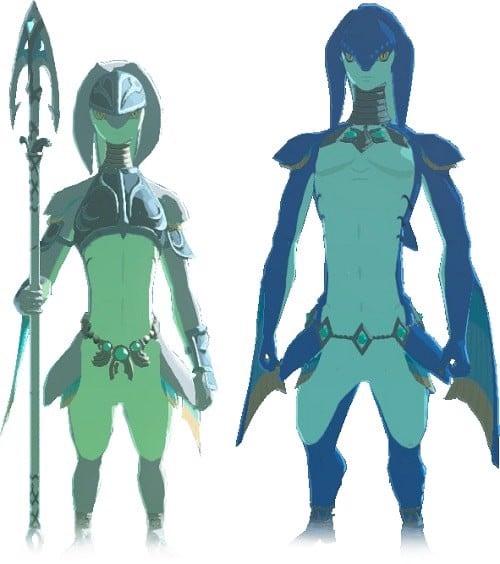 Zora legend of zelda