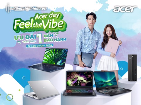 ACER DAY - FEEL THE VIBE