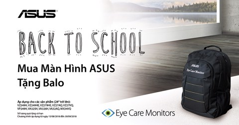 ASUS BACK TO SCHOOL:
