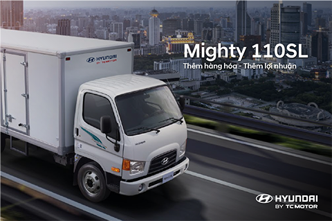 Hyundai Mighty 110SL -