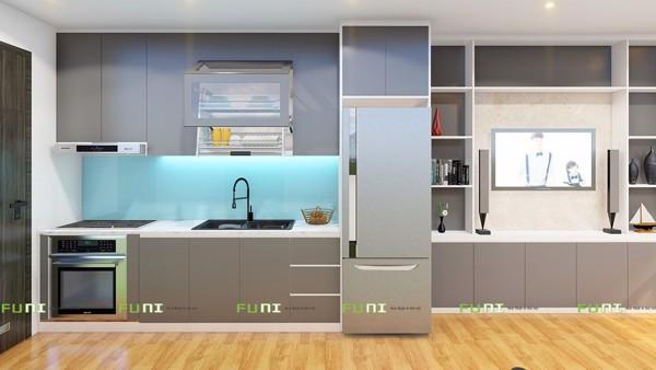 nội thất căn hộ chung cư giá rẻ
