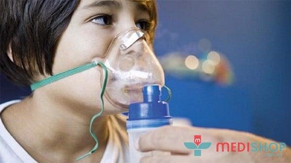 Bình oxy cầm tay có thể cung cấp oxy trong trường hợp khẩn cấp