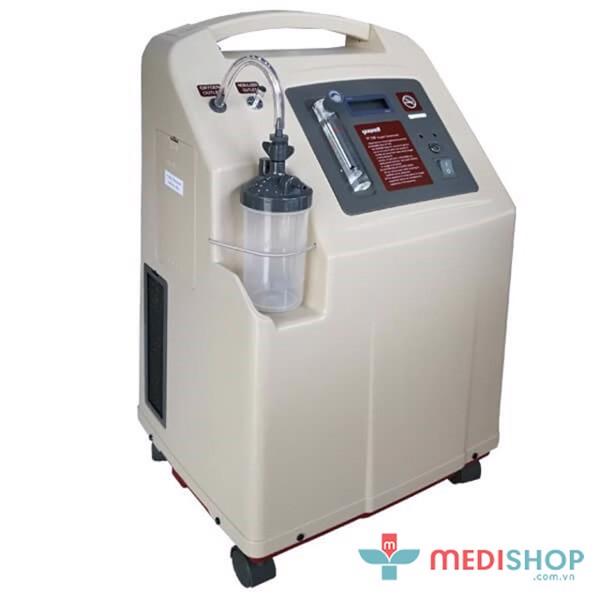 Hãy cùng tìm hiểu về máy tạo oxy.