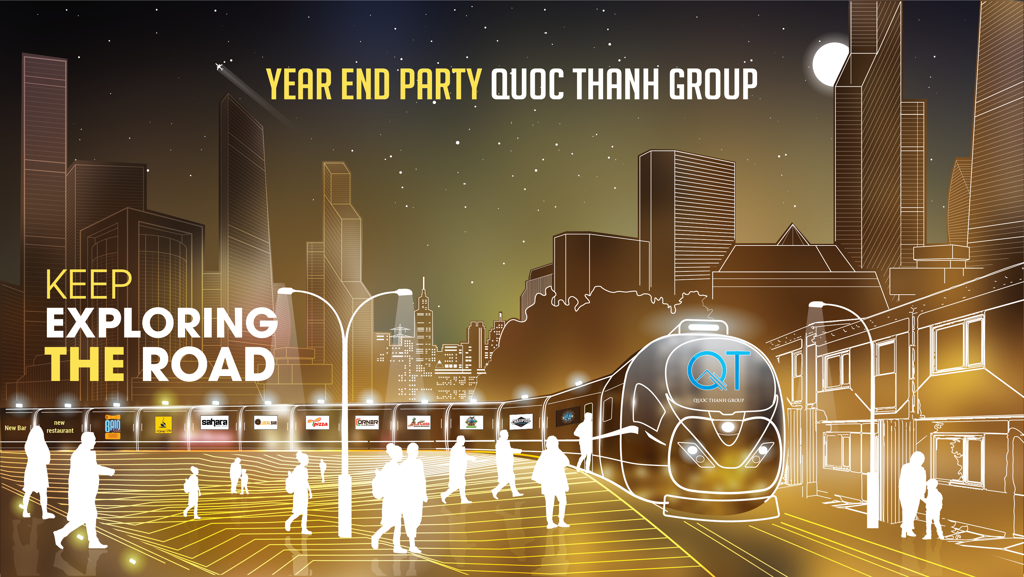 Year end party Quoc Thanh Group