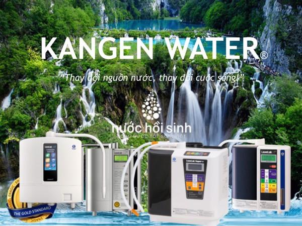 máy lọc nước kangen super