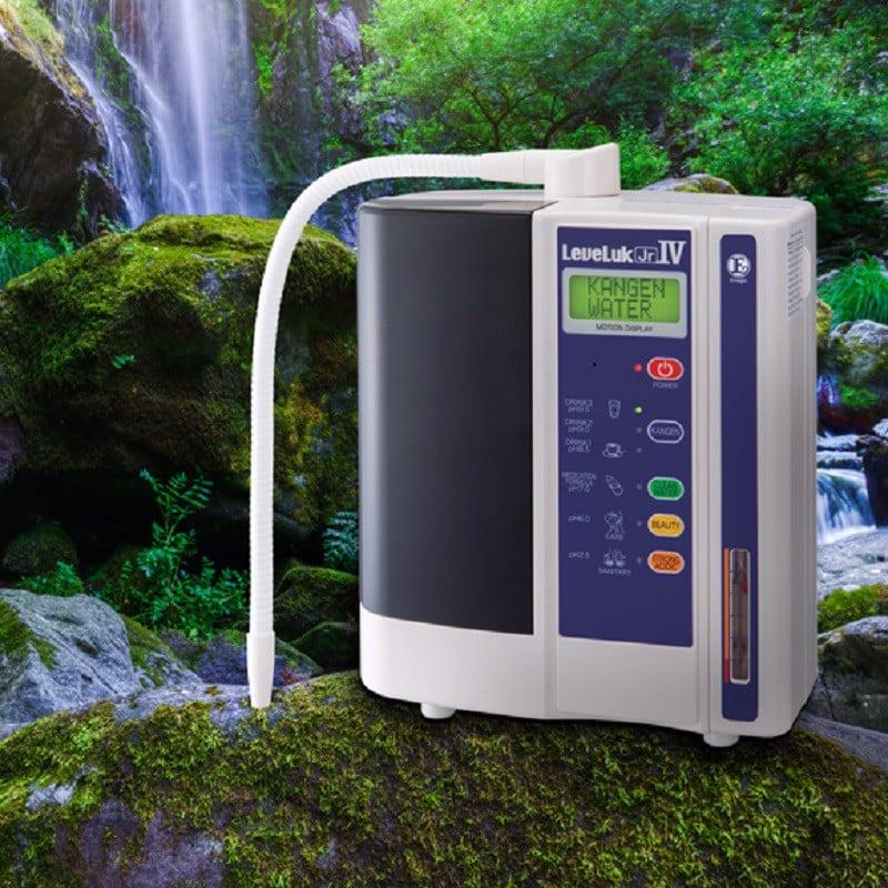 Kangen JRIV là dòng thiết bị tạo nước ion cung cấp đến người dùng nhiều chế độ nước