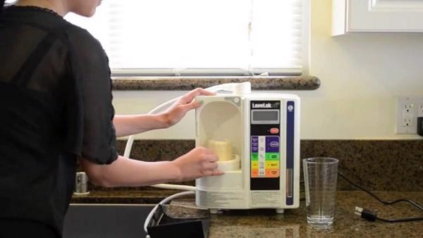 Cách lắp đặt máy lọc nước Kangen Leveluk SD501 cũng không phải là quá khó