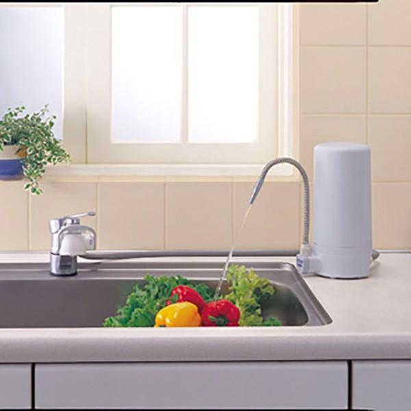 Máy lọc nước Cleansui của Mitsubishi ứng dụng công nghệ lọc hiện đại