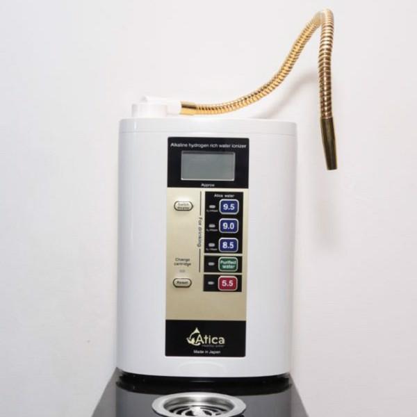 Máy lọc nước ion kiềm Atica phù hợp sử dụng với mọi đối tượng
