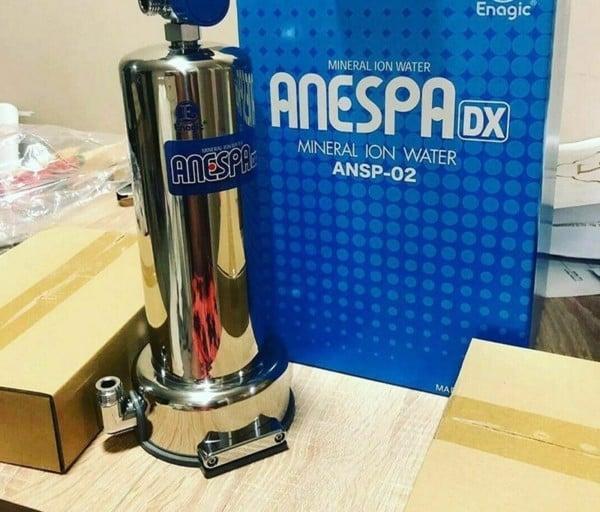 Máy lọc nước Kangen ANESPA DX - Khuyến mãi cao, cơ hội không thể bỏ lỡ