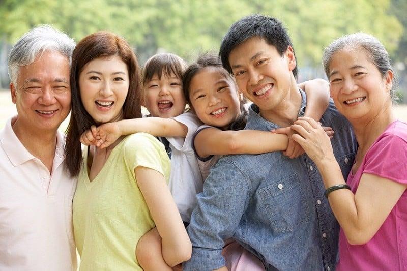 Những gia đình có con nhỏ hay người lớn tuổi đều phù hợp với sản phẩm này
