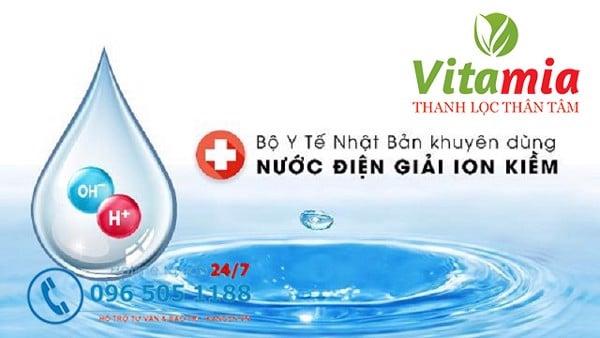 Nguồn nước đặc biệt được Bộ Y Tế Nhật Bản khuyên dùng hàng ngày