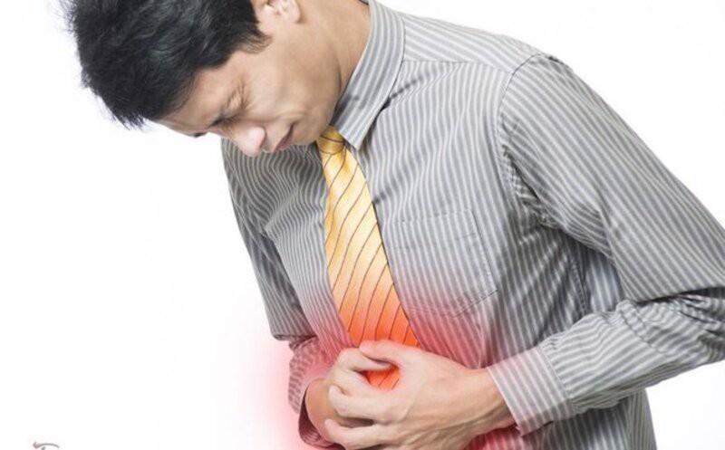Ảnh 1: Đau dạ dày - một trong các bệnh lý trong dịp Tết (Nguồn: Internet)