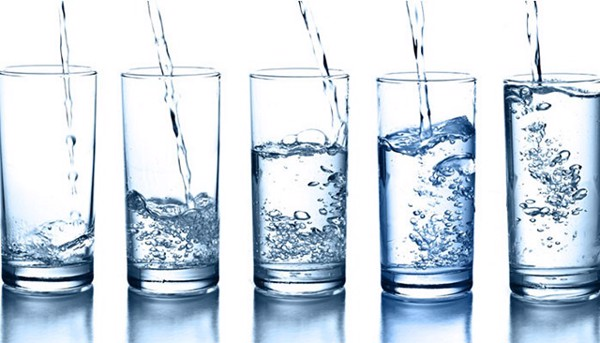 Nước tinh khiết có vị thanh, ngọt tự nhiên